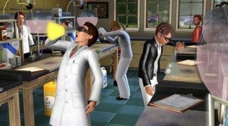 The Sims 3 Generations: lavoro