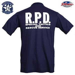 T-shirt R.P.D.