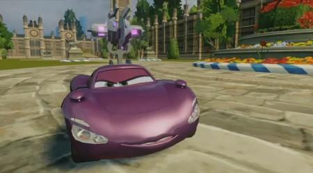 Cars 2 il videogioco: vettura