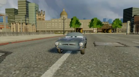 Cars 2 il videogioco: strade