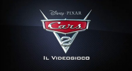 Cars 2 il videogioco: logo