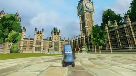 Cars 2 il videogioco: città