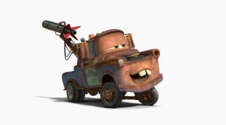 Cars 2 il videogioco: automobile