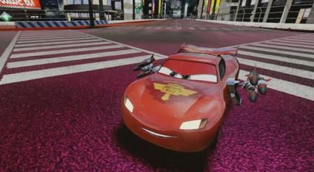 Cars 2 il videogioco: auto rossa