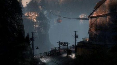 Silent Hill Downpour: luoghi