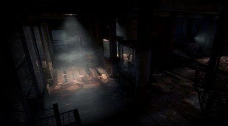 Silent Hill Downpour: luce
