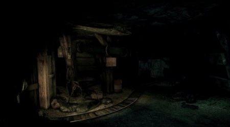 Silent Hill Downpour: buio
