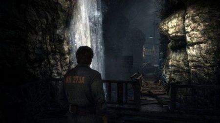 Silent Hill Downpour: acqua