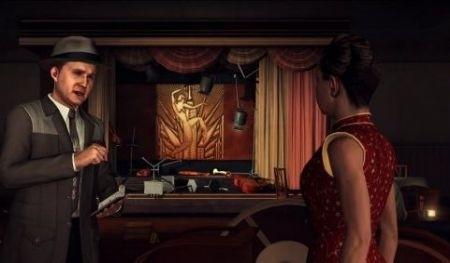 L.A. Noire: grafica gioco
