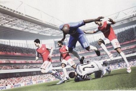 FIFA 12: nuove immagini molto realistiche
