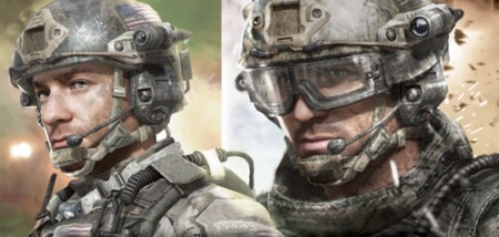 Call of Duty Modern Warfare 3: personaggi