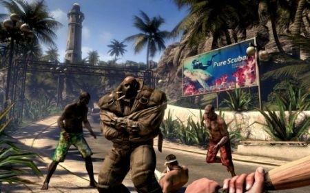 Dead Island: zombies