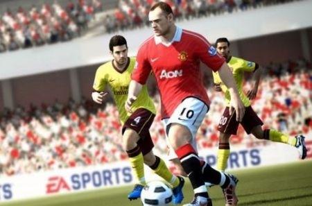 FIFA 12 immagini: calcio
