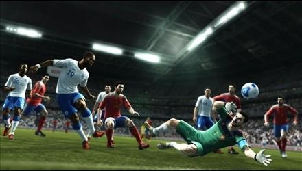 PES 2012: tre nuove immagini del videogame