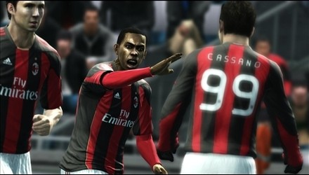 PES 2012: gioco