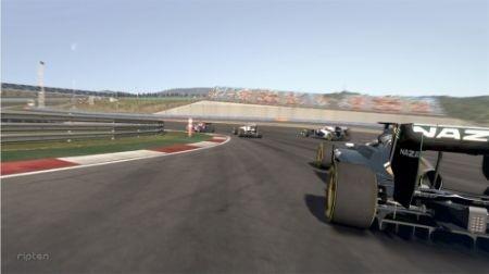 F1 2011: le prime bellissime immagini
