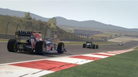 F1 2011: grafica