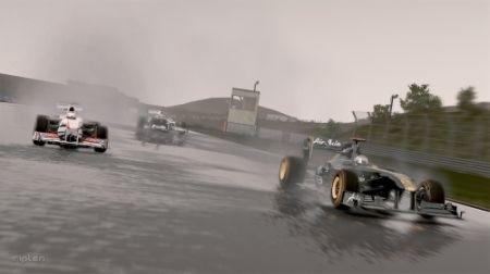 F1 2011: corse