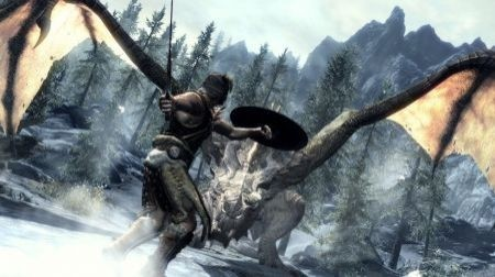 The Elderd Scrolls V Skyrim giochi pc