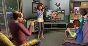 the sims generations sims in famiglia