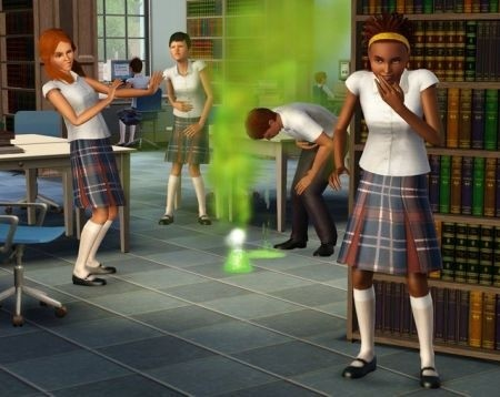 the sims 3 generations sims scherzo