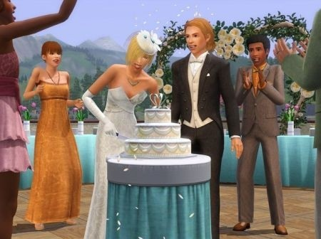 the sims 3 generations sims matrimonio