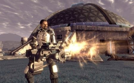 Fallout New Vegas Old World Blues: missione