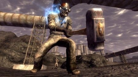 Fallout New Vegas Old World Blues: dlc