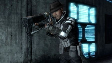 Fallout New Vegas: azione nel dlc Old World Blues
