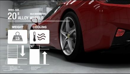Forza Motorsport 4: ottima grafica