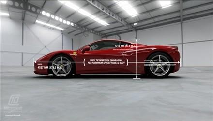 Forza Motorsport 4: vetture