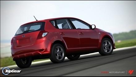Forza Motorsport 4: Kinect