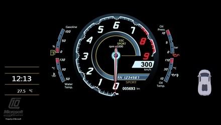 Forza Motorsport 4: immagini