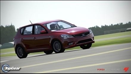 Forza Motorsport 4: grafica
