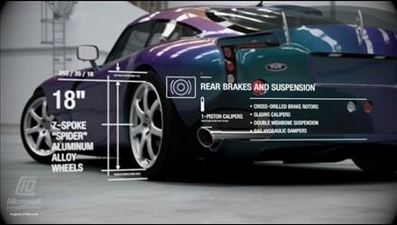 Forza Motorsport 4: gioco