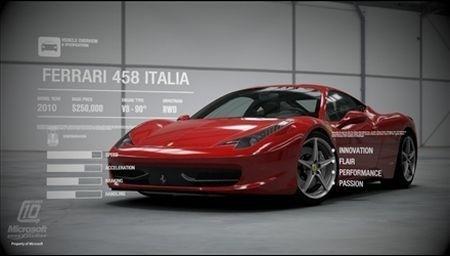 Forza Motorsport 4: Ferrari
