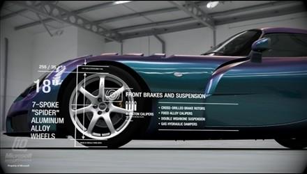 Forza Motorsport 4: auto
