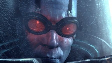 Batman Arkham City: screenshot