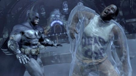 Batman Arkham City: personaggi