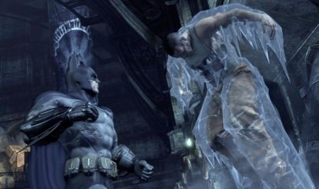 Batman Arkham City: imperdibili immagini
