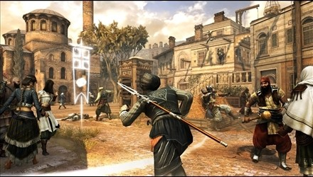 Assassin's Creed Revelations: immagini