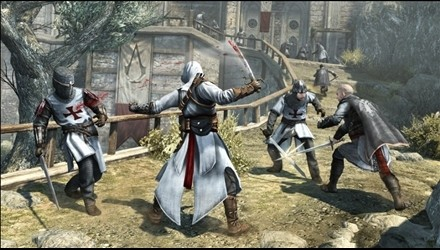 Assassin's Creed Revelations: azione