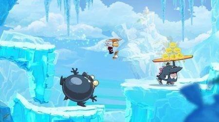 Rayman Origins: PS Vita