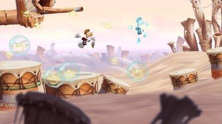 Rayman Origins: ottima grafica anche su PS Vita