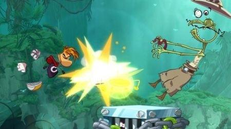 Rayman Origins: PlayStation Vita
