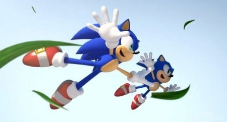Sonic Generations: personaggi