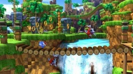 Sonic Generations: ambientazione