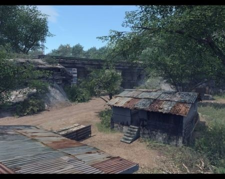 Crysis: ambientazione