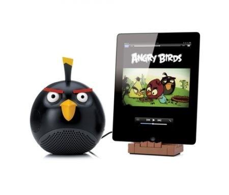 Angry Birds: nero