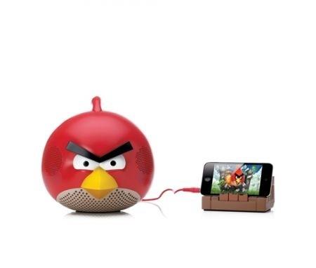 Angry Birds: altoparlanti